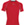 UA Men's HeatGear S/S Compression Shirt - Red/Steel - Small