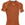 UA Men's HeatGear S/S Compression Shirt - Texas Orange/White - Small