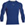 UA Heatgear Armour L/S Compression Shirt - Royal/Steel - Small