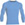 UA Heatgear Armour L/S Compression Shirt - Carolina Blue/White - Small