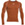 UA Heatgear Armour L/S Compression Shirt - Texas Orange/White - Small