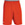 UA Team Raid Short - Dark Orange/White - Small