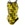 Speedo Angles Free Back Women's Swimsuit - Yellow - 26